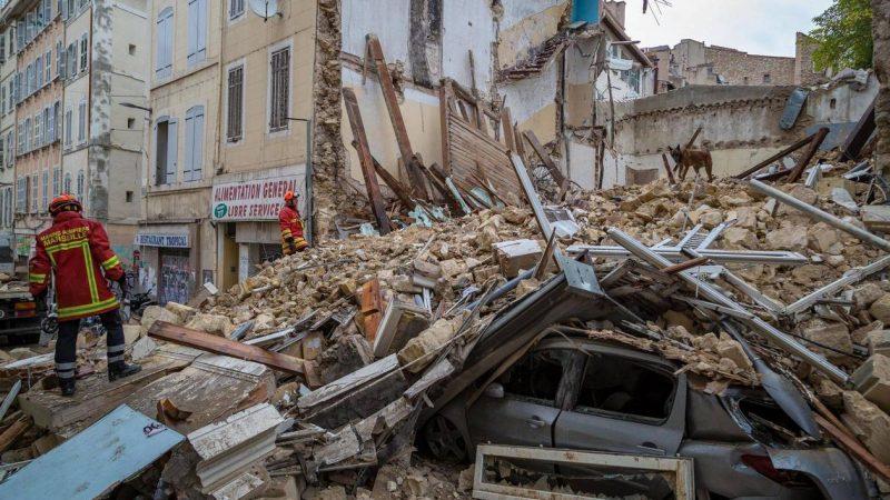 A Marseille, face aux problèmes d'assurances pour leur boxs, les sinistrés sont désemparés