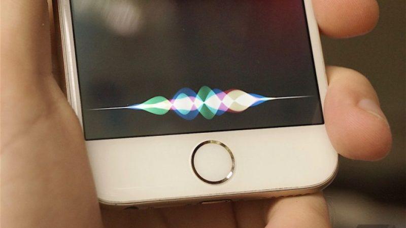 Apple dépose un brevet permettant à Siri de comprendre les murmures et d'y répondre