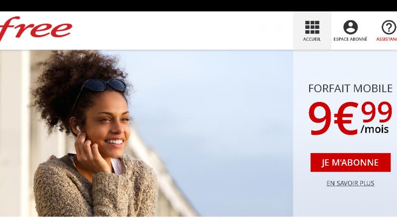 Le site web de Free Réunion est lancé et les inscriptions sont ouvertes