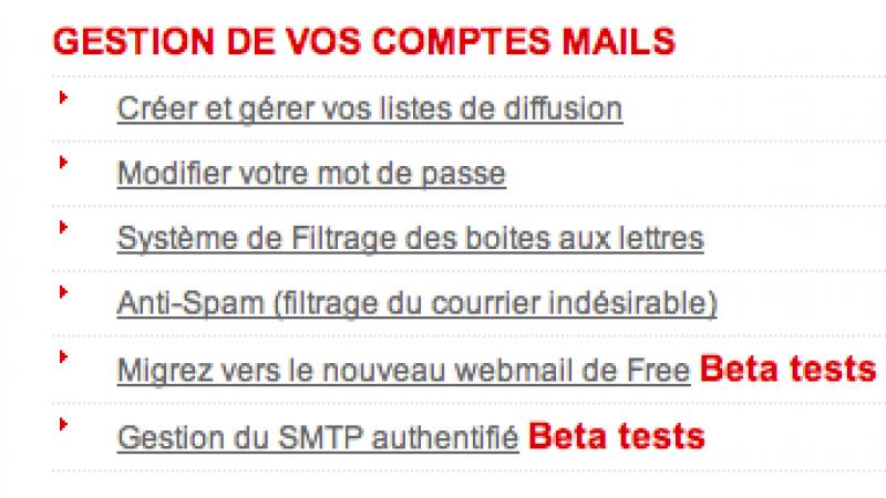 (MàJ) Le SMTP de Free s'authentifie