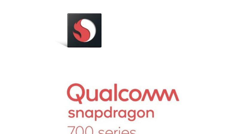 Qualcomm présente sa nouvelle gamme de processeurs Snapdragon 700 à l'occasion du MWC 2018
