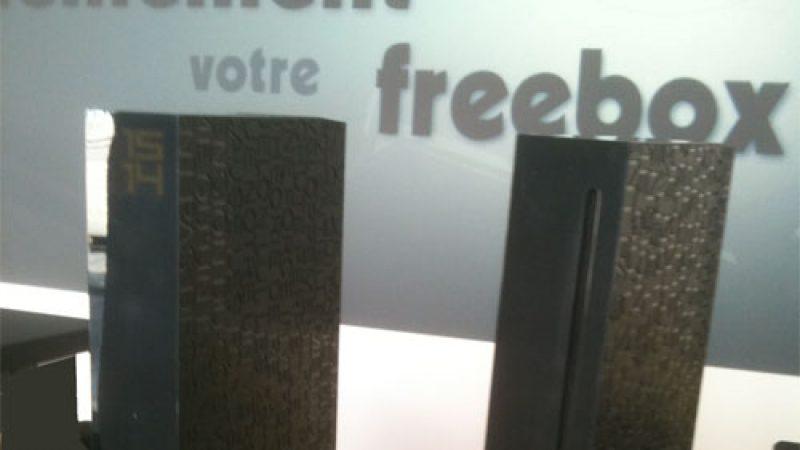 Concours « gagnez des lots de socles pour la Freebox Révolution » : dernière chance