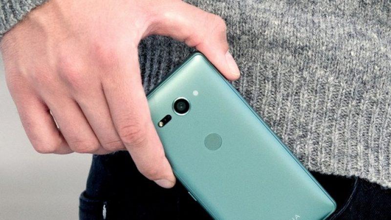 Smartphones haut de gamme compacts : Sony confirme que c'est fini