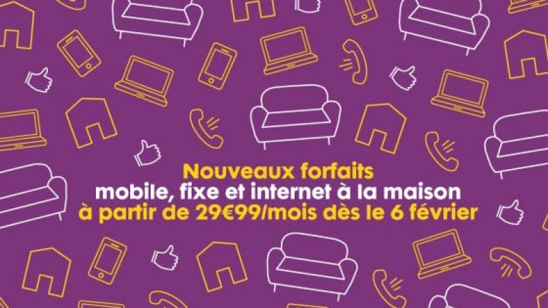 Sosh va annoncer une « nouvelle » offre box+mobile à 29,99€