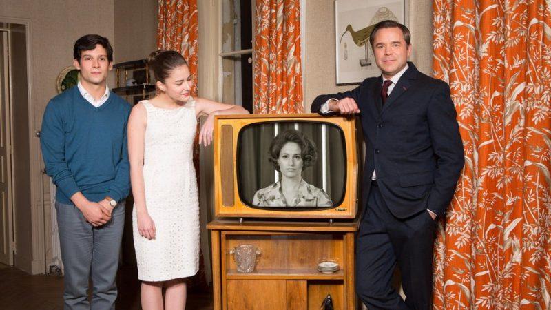 """La nouvelle série de France 2 """"Speakerine"""" démarre ce soir"""