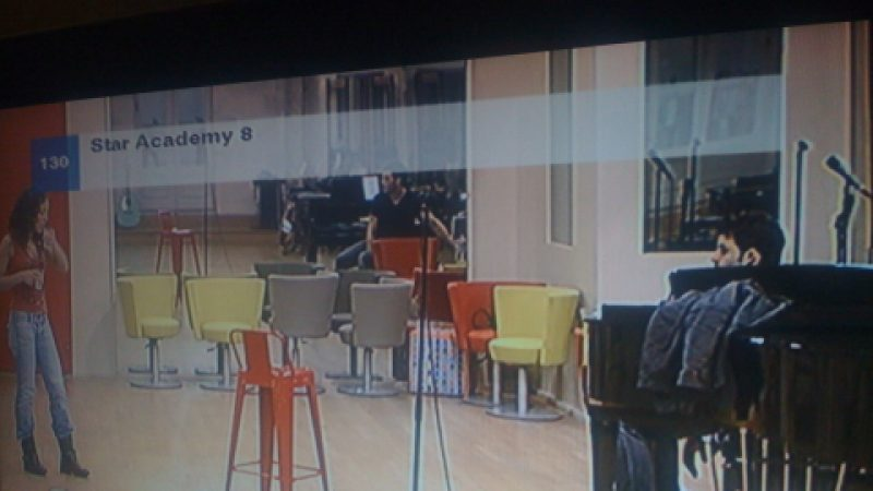 [MàJ] Star Academy 8 en clair sur Freebox TV