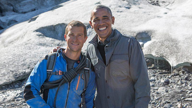 "Barack Obama et Zac Efron dans ""Star VS Wild"" ce soir sur TFX"
