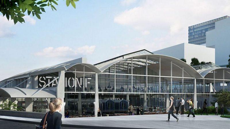 Station F : Le projet ambitieux de Xavier Niel se précise, il prendra la forme d'un véritable campus universitaire