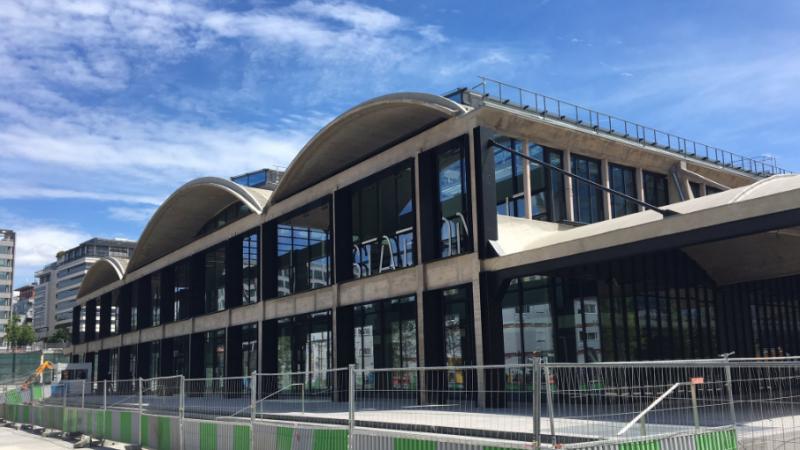 A six semaines de son ouverture, STATION F parachève ses travaux
