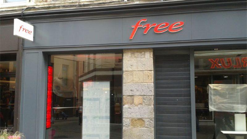 Le nouveau Free Center de Saint Brieuc se dévoile, découvrez le en photos