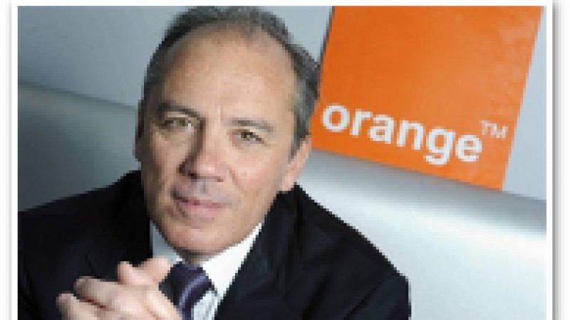 Le numéro 1 d'Orange mis en examen pour « escroquerie en bande organisée »