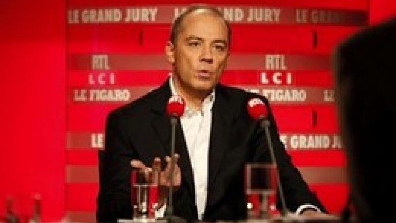 Stéphane Richard, PDG de France Telecom au Grand Jury sur RTL