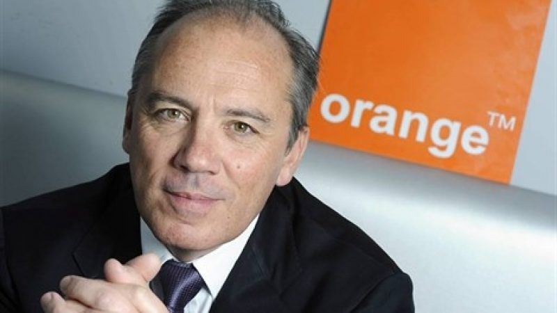 Stéphane Richard n'exclut pas un accord d'itinérance 4G avec Free