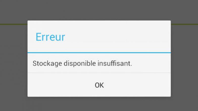 Android met au régime les applications et mises à jour du Play Store