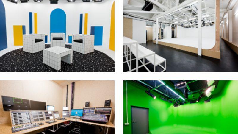 Le studio Dailymotion ouvre ses portes, découvrez-le et réservez-le gratuitement !