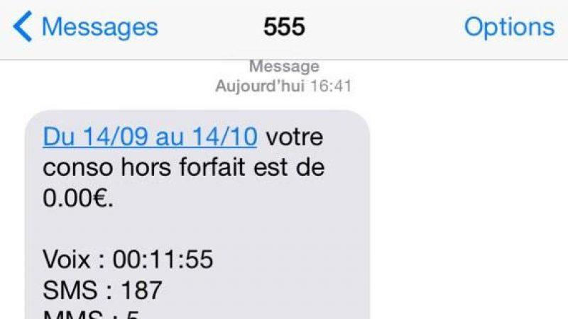 20Go ou 3Go, Free Mobile indique désormais le fair use dans le suivi conso
