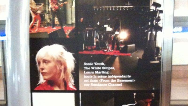 Clin d'œil: Sundance fait de la pub pour Free