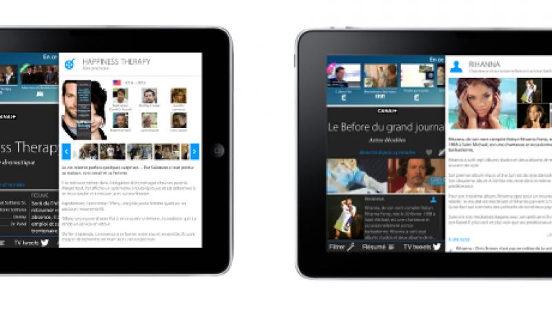 Supermote : des programmes TV enrichis et une télécommande Freebox pour iPad