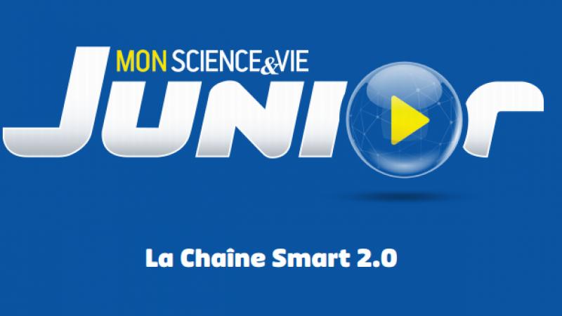 Découvrez Mon Science et Vie Junior, la 1ère chaîne interactive qui arrive sur les box prochainement