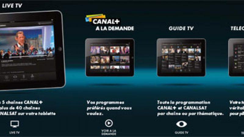 Offre spéciale Canal+/Free : 250 euros remboursés sur l'achat d'une tablette