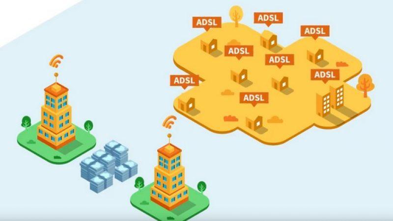 Vidéo  : quelles différences entre ADSL, VDSL, FTTLA et FTTH ?