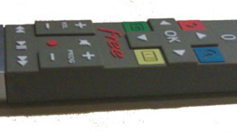 Télécommande Freebox V6: Une révolution à elle toute seule