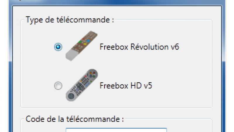 Freebox Révolution : Une télécommande virtuelle pour Firefox