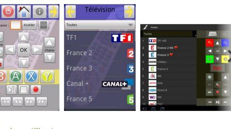 Télébox sous Android : Contrôlez votre Freebox et écoutez les chaînes radio