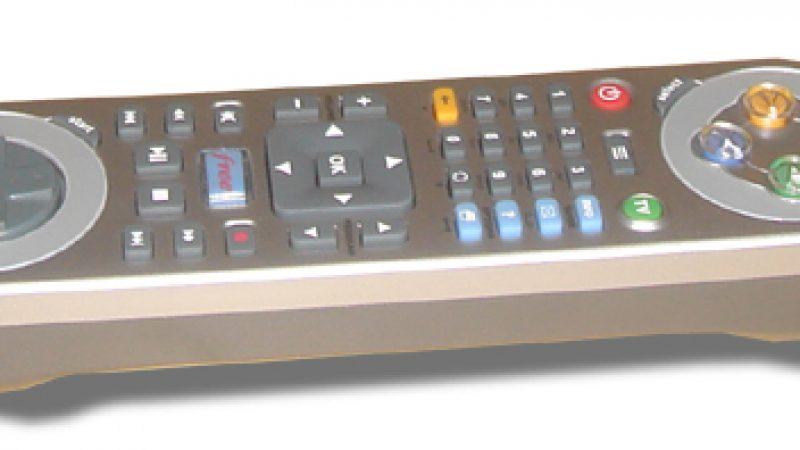 Free accélère l'extinction d'une espèce : l'emblématique télécommande/manette de la Freebox HD