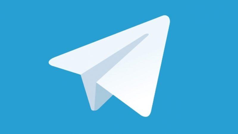 L'application de messagerie Telegram est désormais mise à jour sur iOS