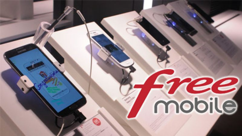 Accessoires offerts dans la boutique Free Mobile : nouveauté et prolongation