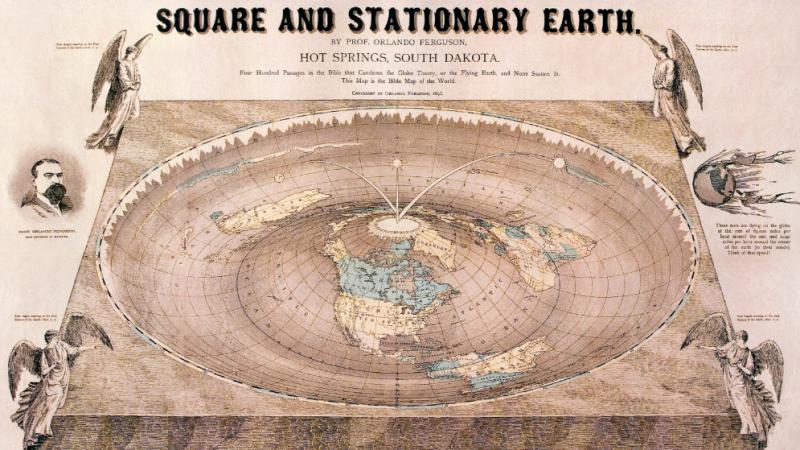 Terre plate ou creuse , l'homme n'a jamais marché sur la Lune : National Geographic s'attaque aux théories du complot