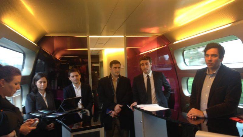 Clin d'œil : l'image de l'ARCEP qui ne met pas vraiment en valeur la qualité de service de Free Mobile dans la TGV