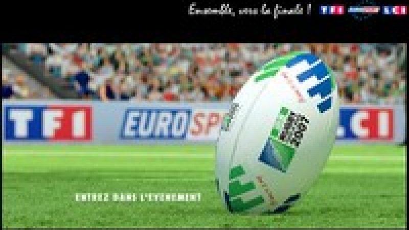 [Rugby] TF1 profite à fond de l'effet Rugby