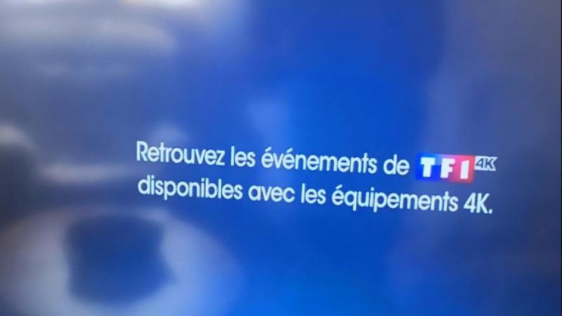 TF1 4K débarque chez Bouygues Telecom avant d'arriver chez Free