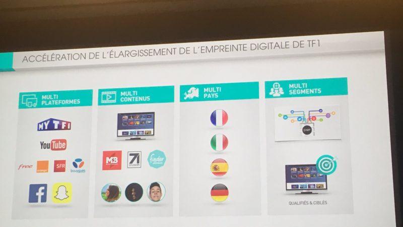 TF1 assure qu'il se retirera des box de Free, Orange et SFR si ceux-ci ne veulent pas le rémunérer