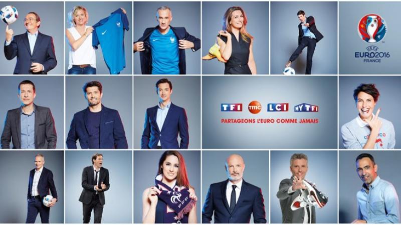 TF1 va diffuser des matches de l'Euro 2016 en 4K… mais pas sur les box 4K de Free et SFR