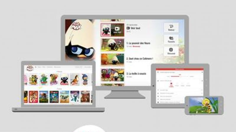 La Freebox va accueillir un nouveau service jeunesse édité par TF1