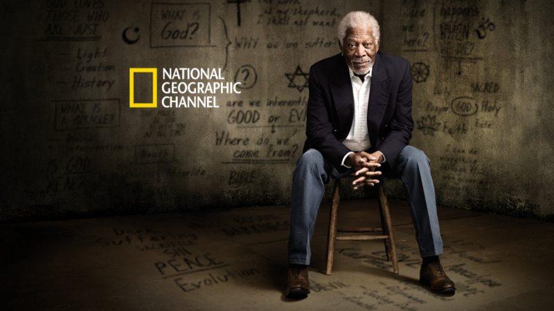 """National Geographic Channel annonce la seconde saison de """"The Story of God"""", disponible sur la Freebox"""