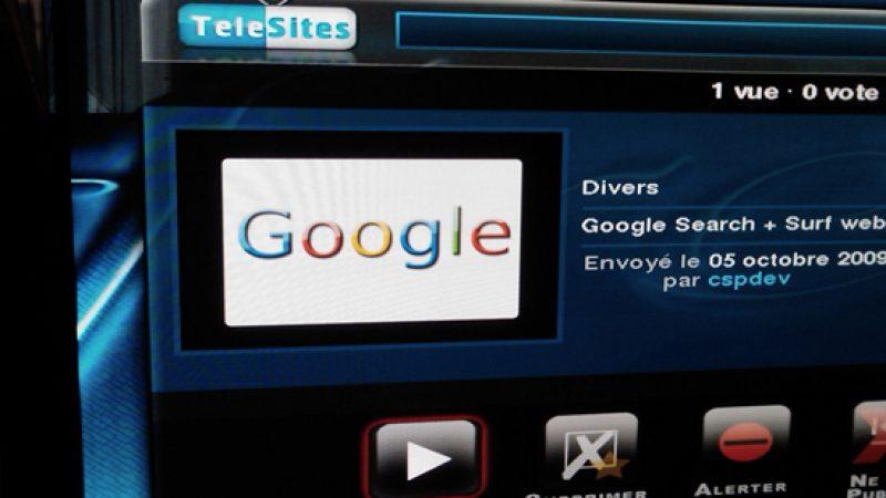 Nouvelles applications Freebox : Picasa et Google