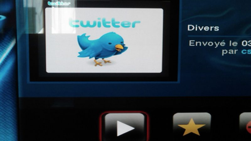 Twitter et Skyrock maintenant disponibles sur la Freebox