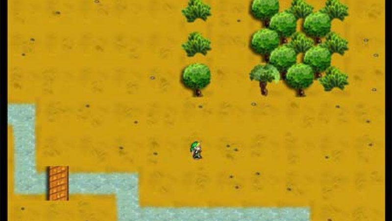 World Of Tivio, un Zelda disponible sur les télésites de la Freebox