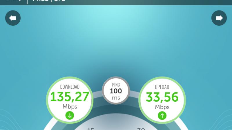 Le Havre : Nouveau record 4g Free Mobile