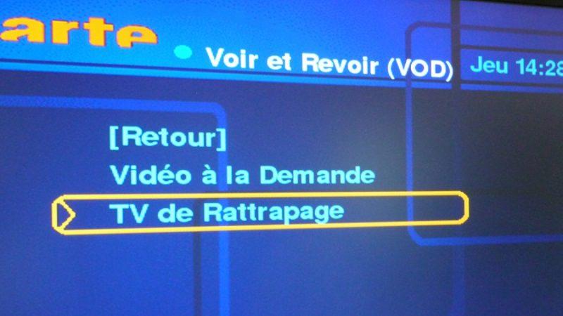 D'ici 2011, la VOD pourrait être disponible sur la TNT