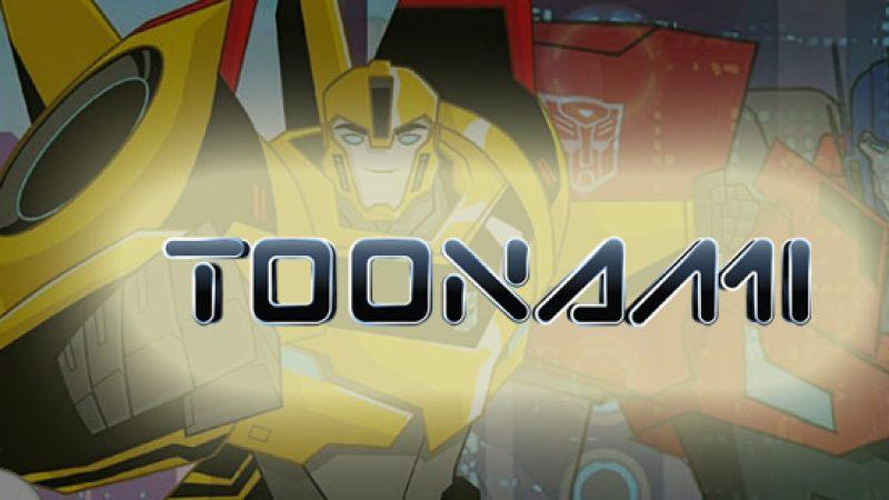 La chaîne Toonami arrive en France en février et sera diffusée sur les box