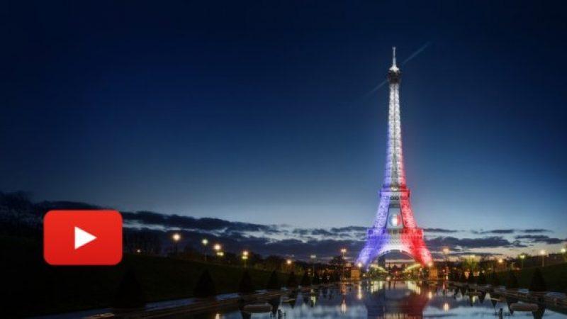Pour l'Euro 2016, Orange vous propose d'illuminer la Tour Eiffel aux couleurs de votre équipe via Twitter