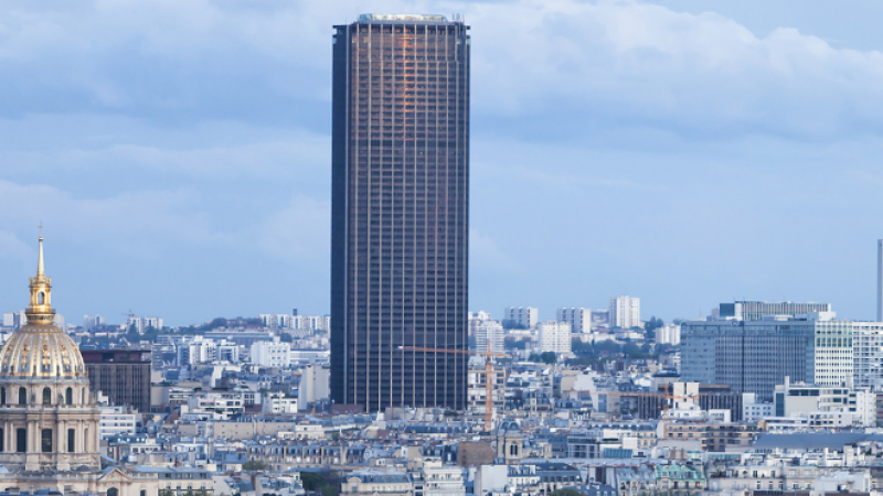 Xavier Niel va racheter une partie de la Tour Montparnasse