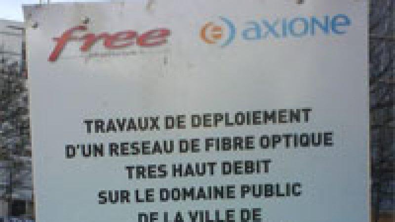 Couvrir la France en fibre optique coutera entre 25 et 40 milliards