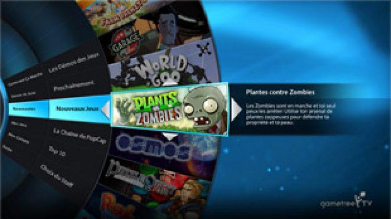 Découvrez les images et le test vidéo de la nouvelle plateforme de jeux de la Freebox Révolution