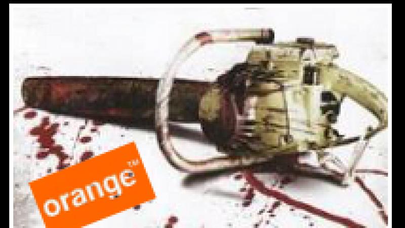 Massacre à la tronçonneuse sur le réseau Orange à Clermont-Ferrand